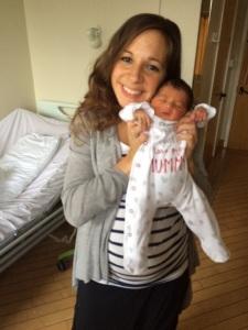 Tener un bebe en Inglaterra, hospital